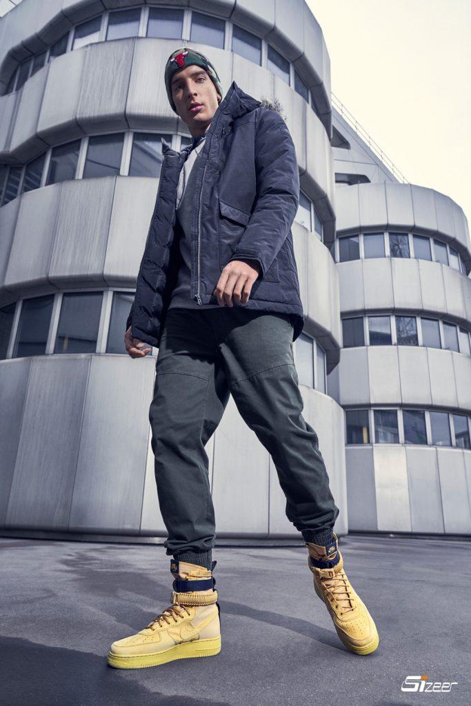 Buty  Sizeer z nową kampanią COLD CITY