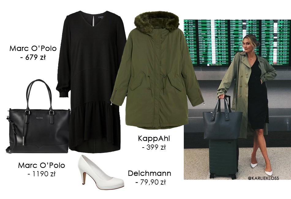 Stylizacje Jej styl  Ubierz się w stylu Karlie Kloss!