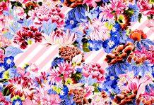 MK Pink Print