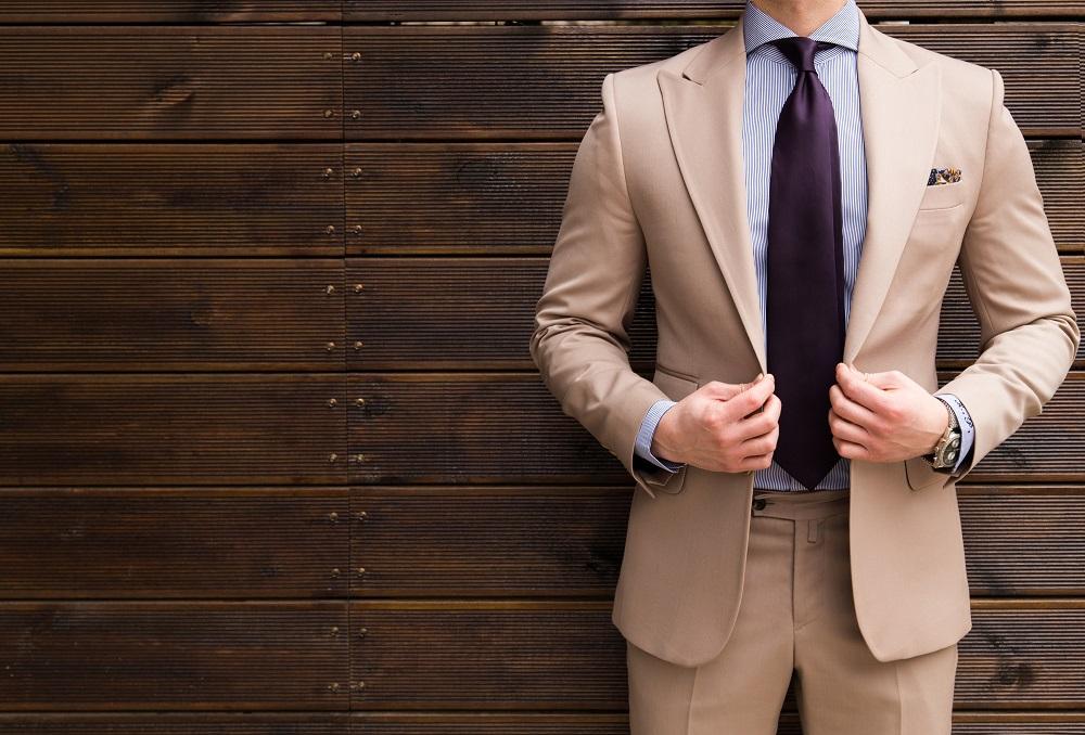 Moda Męska  Jaki garnitur dla ojca Pana młodego?