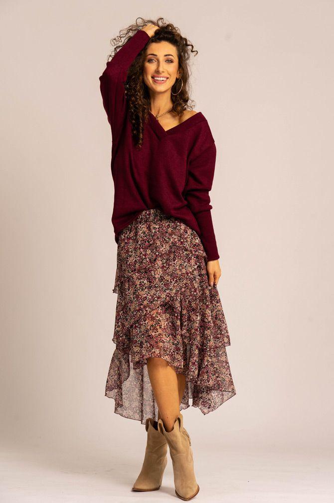 Moda Damska  Sukienki ANGELL - kolekcja jesień 2020