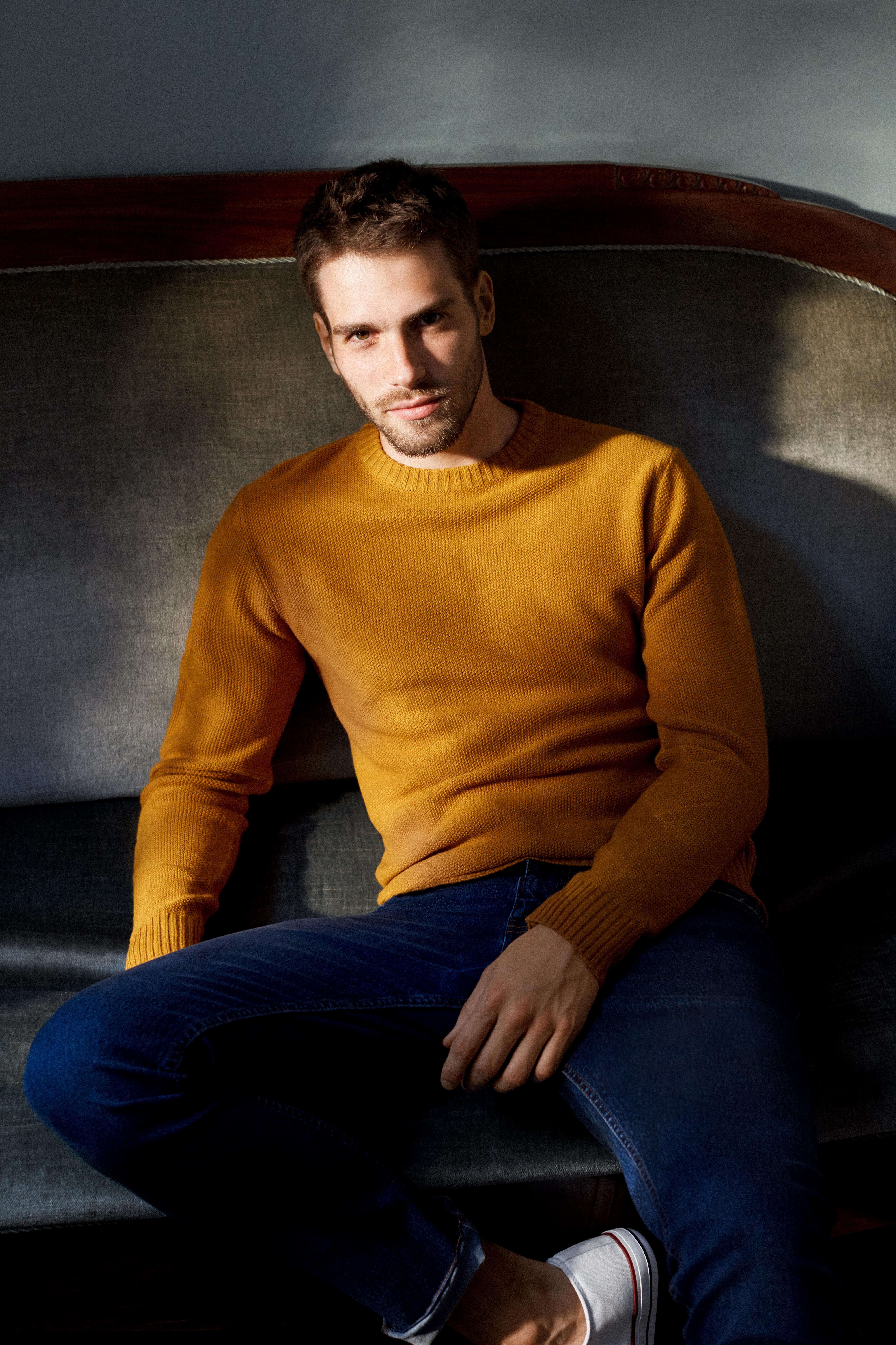 Moda Męska  Męska kolekcja Sinsay A/W 2020