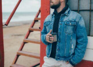 Stylowe kurtki męskie - jesień 2020