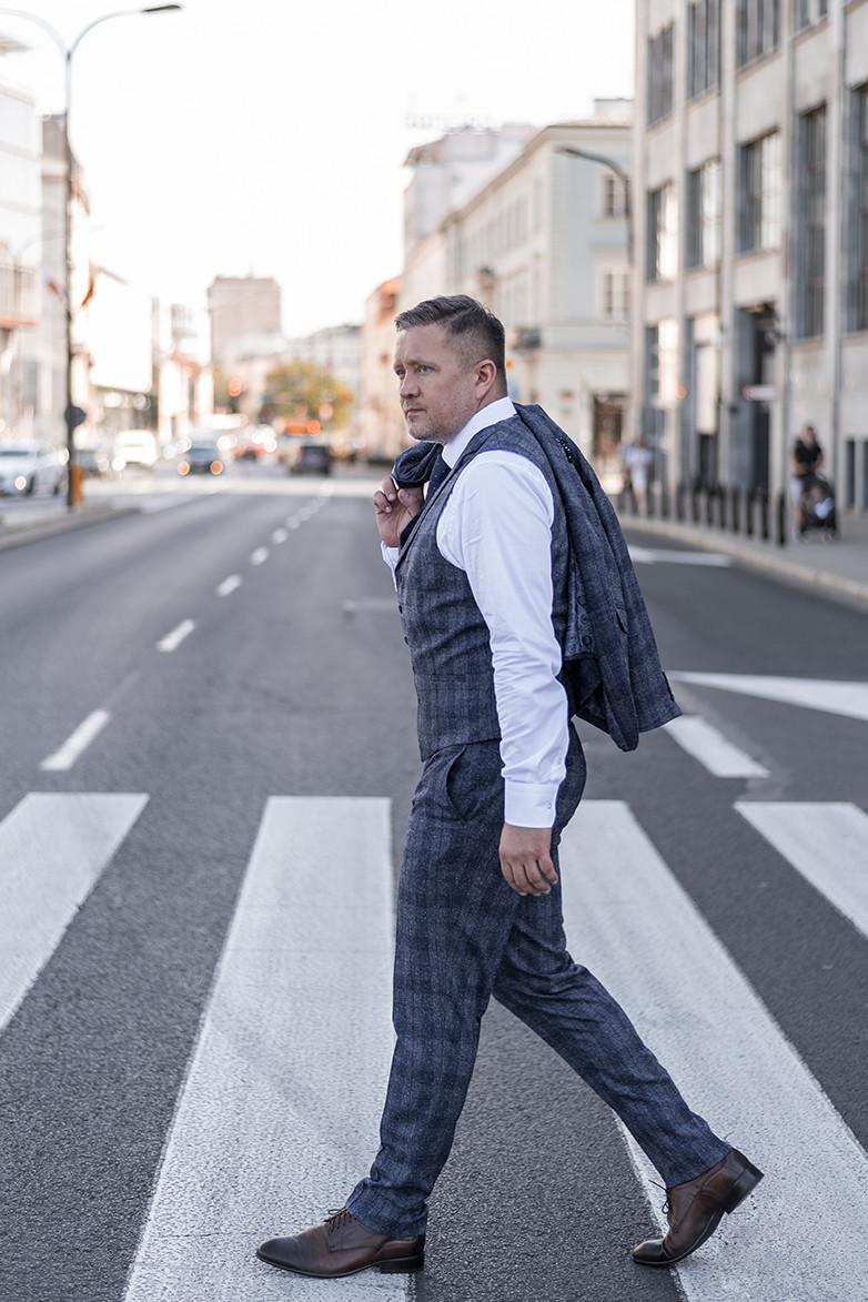 Moda Męska  (NIE)CODZIENNY Kampania na sezon jesień-zima 2020/21 DASTAN