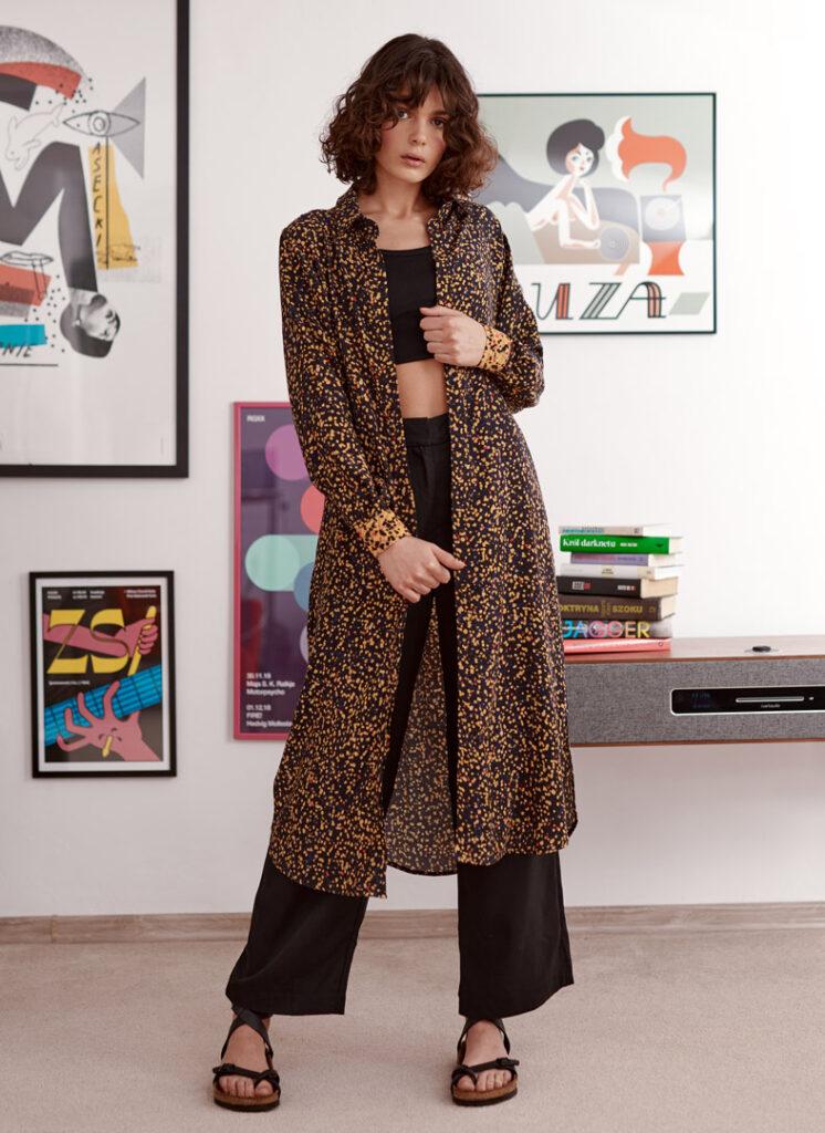 Moda Damska  CLSH - CLash Shapes Her debiutuje na polskim rynku mody