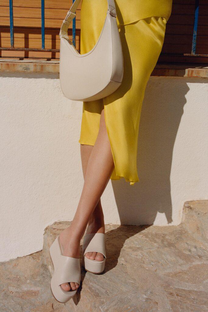 Moda Damska Torby  CCC | Kolekcja kapsułowa Elevated Summer od Jenny Fairy