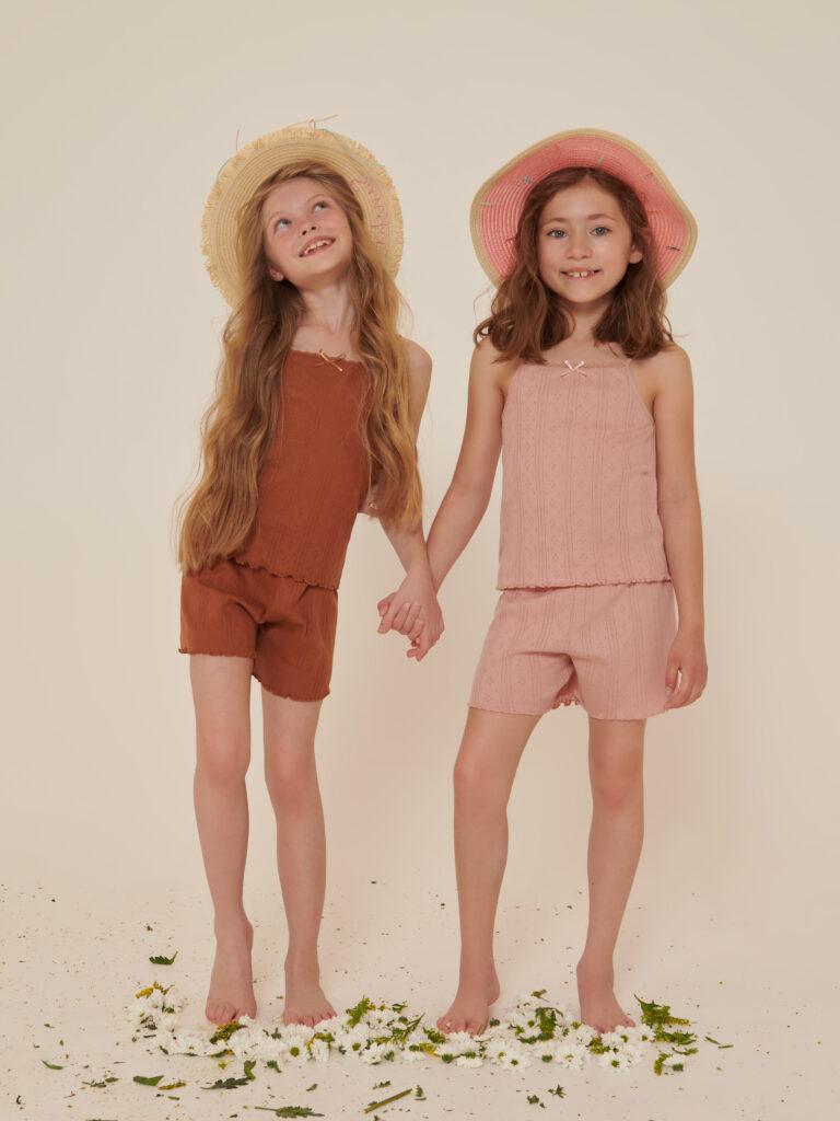 Moda dziecięca  Polne kwiaty w twojej szafie: dziewczęca kolekcja Sinsay Romantic Floral