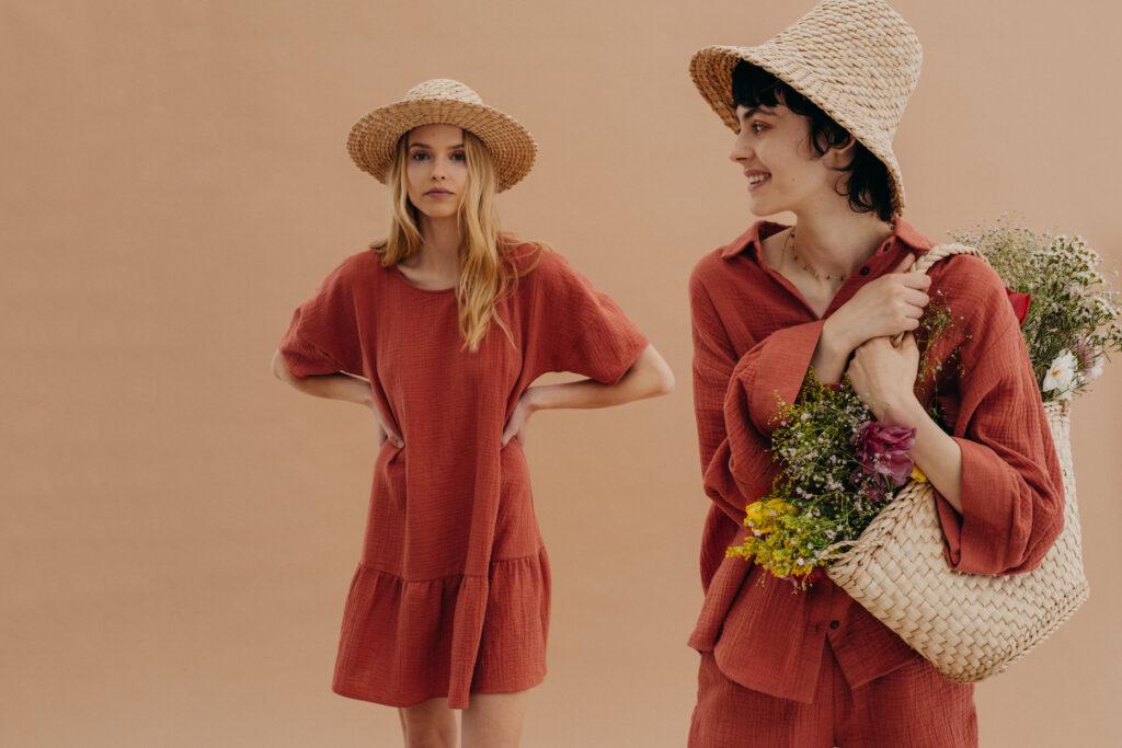 Moda Damska  Muślinowa lekkość  – letni drop marki NAGO