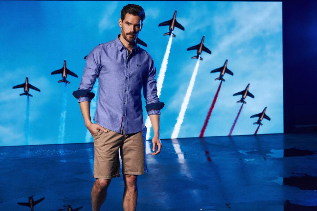 Moda Męska  Kolekcja24H LE MANS od marki Diverse
