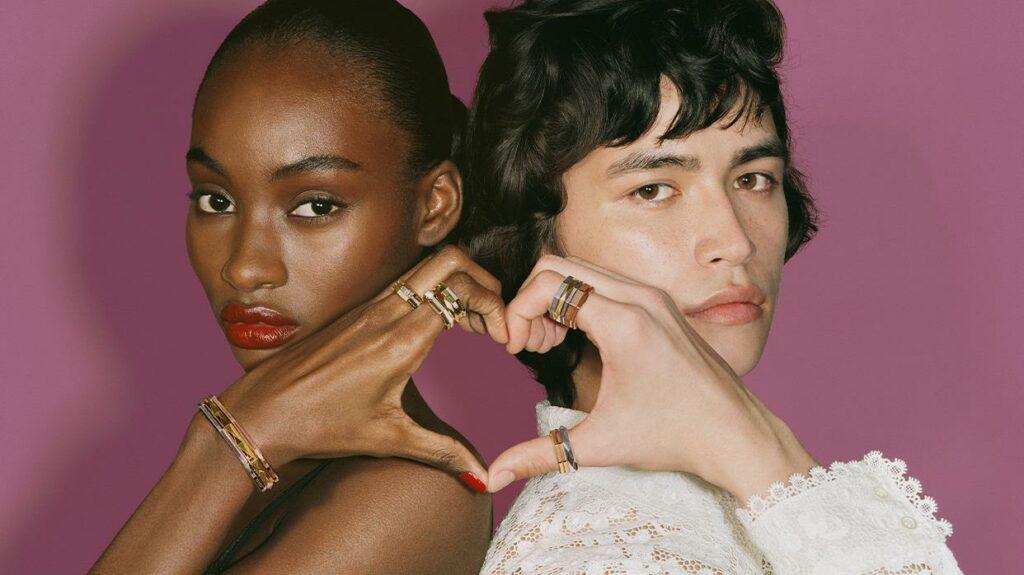 Akcesoria Biżuteria  GUCCI prezentuje nową kolekcję biżuterii LINK TO LOVE