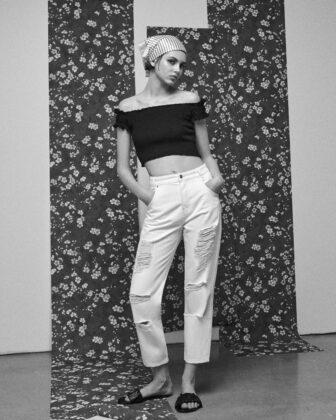 Moda Damska  Kolekcja Sinsay Black Luck