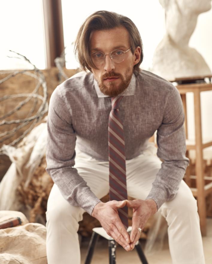 Moda Męska  Pewien Pan – ubrania dla współczesnych dandysów