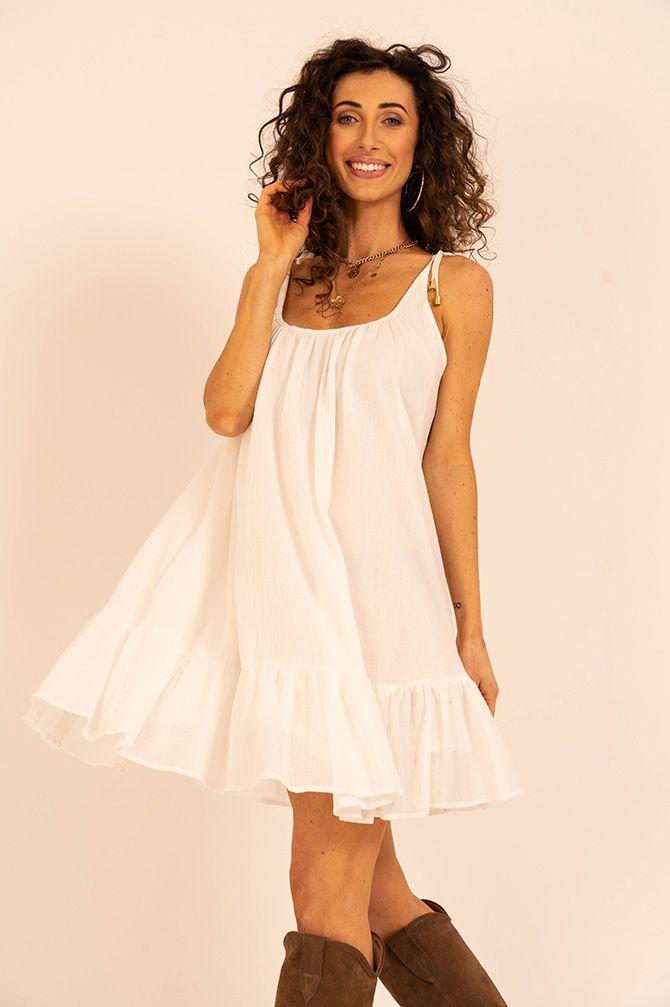 Moda Damska  SUMMER IS HERE: lato w sukience z marką ANGELL