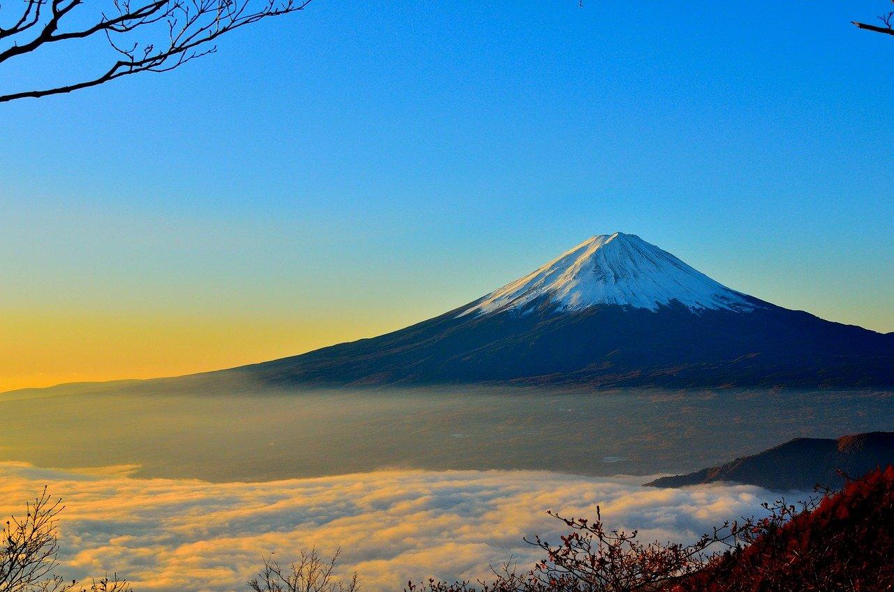 News  Symbol Japonii - góra Fudżi. Jest prywatną własnością