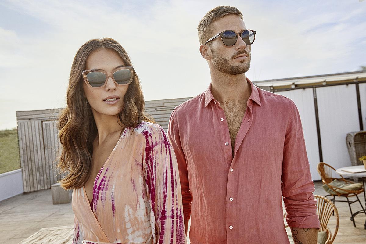 Akcesoria  La Dolce Vita - kolekcja okularów i opraw marki Fielmann na lato 2021