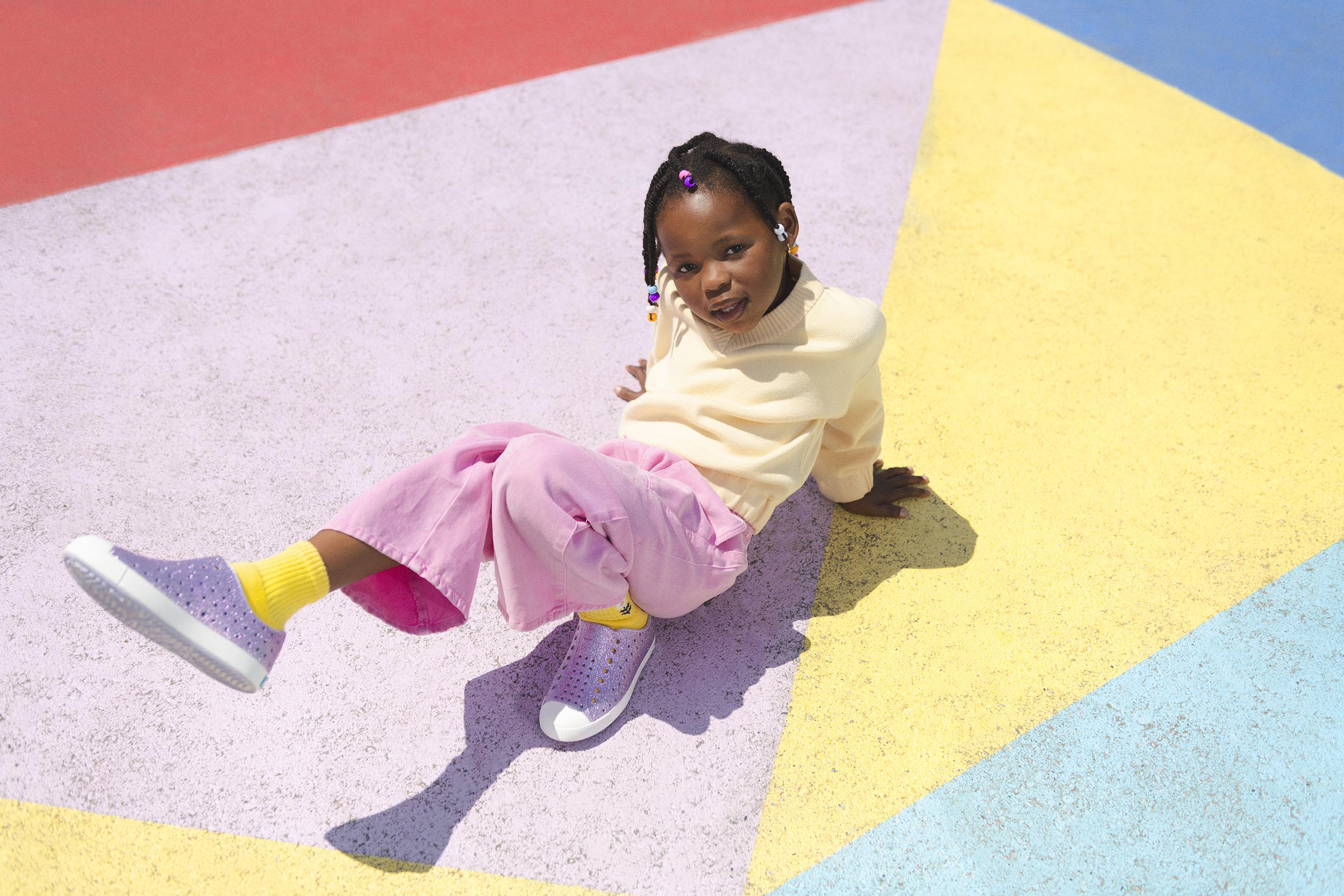 Buty Moda dziecięca  Nowa kolekcja marki Native