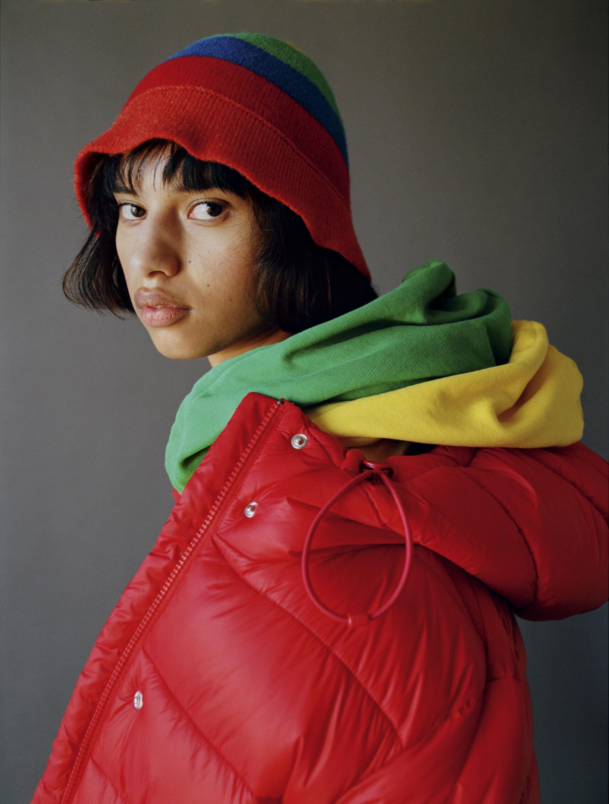 News  [Good inside] Powrót ekologicznych kurtek od Benetton